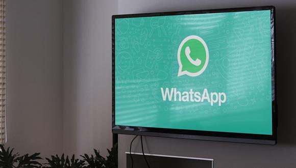¿Quieres chatear desde la comodidad de tu cama y abrir WhatsApp en tu televisor? Usa este sencillo truco. (Foto: WhatsApp)