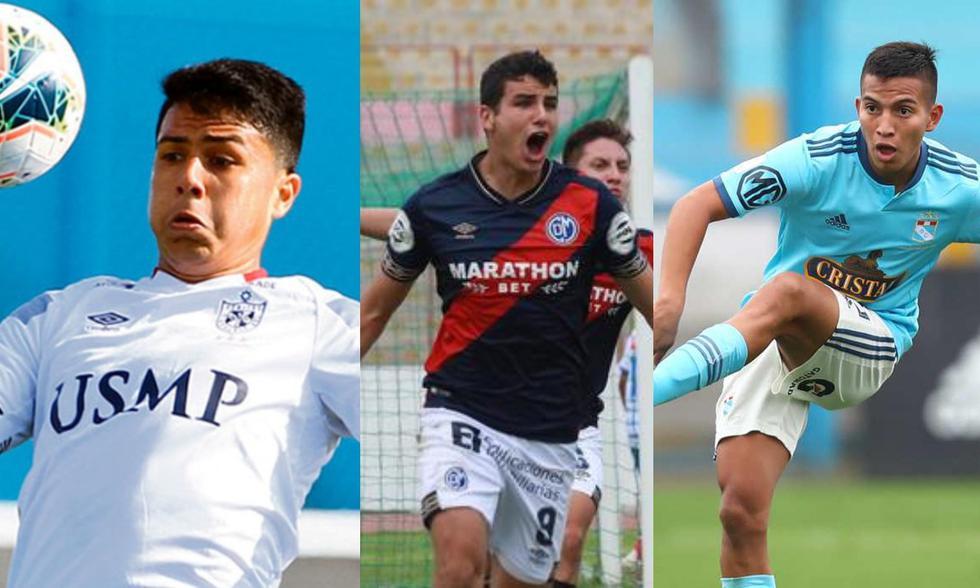 Los clubes peruanos que apuestan más por juveniles.