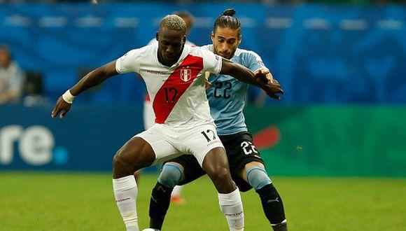 Advíncula disputó la Liga Santander esta temporada con Rayo Vallecano. (Getty)
