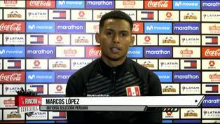 Marco López reemplazaría a Trauco en el debut de la selección peruana