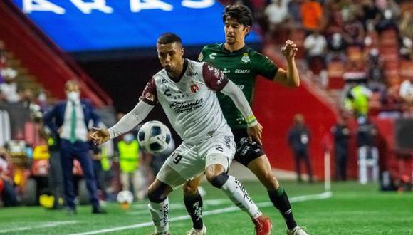 Tijuana venció 2-1 a Santos Laguna en el duelo por la fecha 8 del Torneo Apertura 2021 de la Liga MX. (Foto: Tijuana)