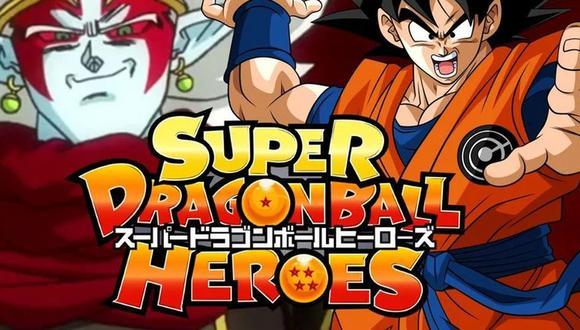 """Dragon Ball Heroes"" es una versión multimedia del legendario manga de Akira Toriyama (Foto: Toei Animation)"