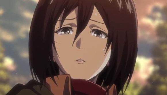 """Al parecer, los capítulos filtrados del capítulo final de """"Shingeki no Kyojin"""" cambian el destino de Mikasa (Foto: Crunchyroll)"""