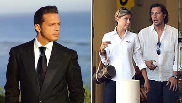 Alejandro Asensi mantuvo una relación sentimental con la hija de Luis Miguel, Michelle Salas