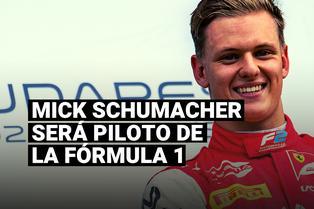 Continúa el legado: hijo de Michael Schumacher debutará el 2021 en la F1