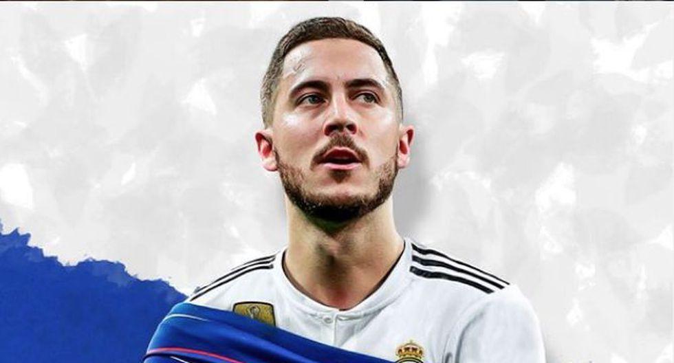 Eden Hazard llegó al Chelsea en la temporada 2012/13. (Marcelo Hidalgo)
