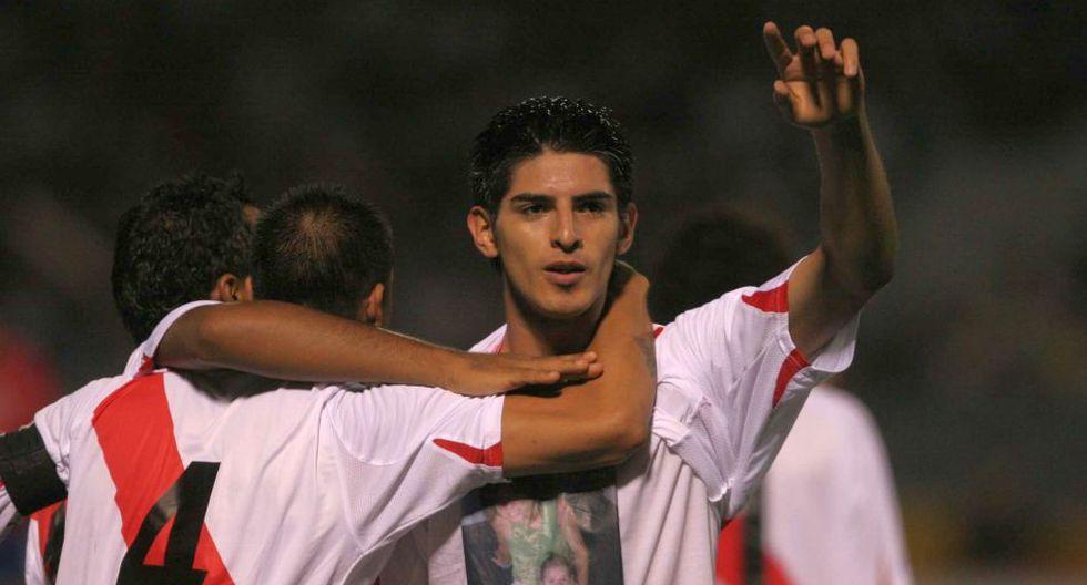 Carlos Zambrano hizo dupla con Christian Ramos en la defensa central en el Mundial Sub 17 de 2005. (Foto: GEC)