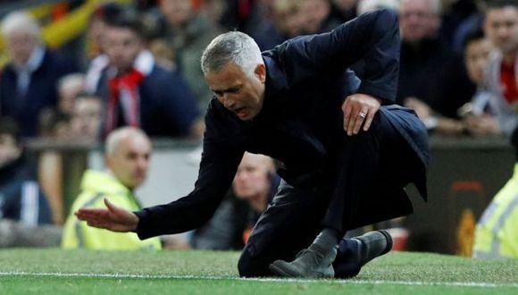 José Mourinho no ha ganado la Premier con Manchester United. (Foto: Reuters)