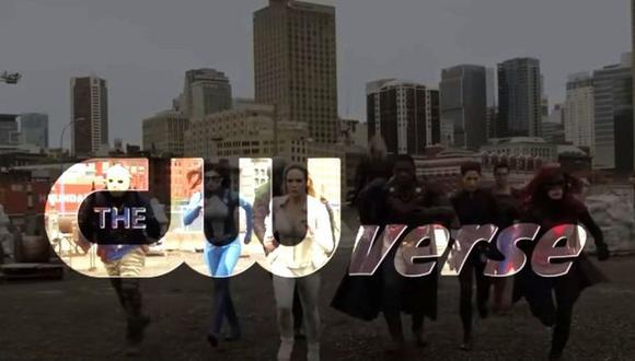 The CWVerse es el nuevo nombre del universo que reúne las series sobre los superhéroes de DC (Foto: The CW)