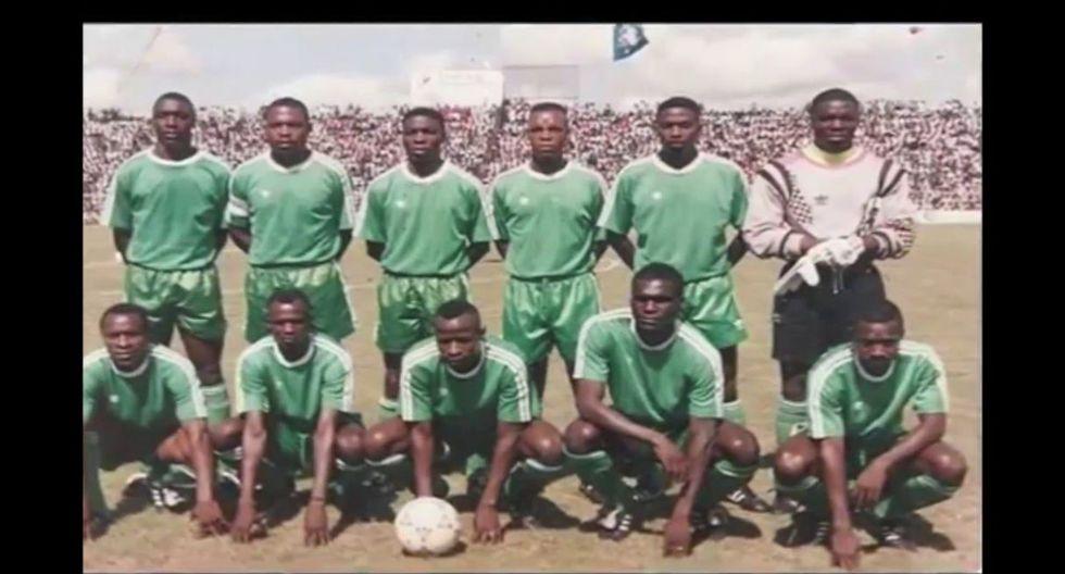 Selección de Zambia (USI)