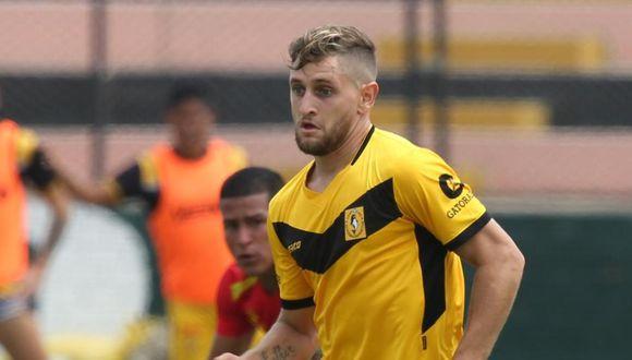 Leandro Martin marcó 8 goles en el fútbol peruano (Foto: GEC)