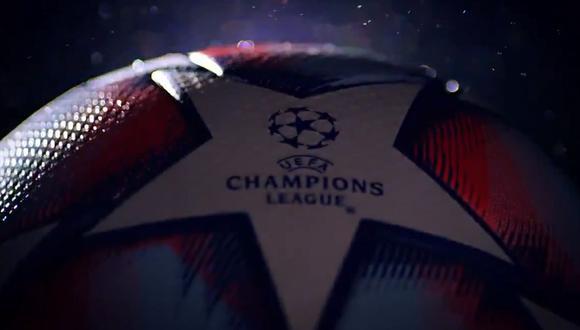 Adidas presentó el nuevo balón para la Champions League. (Adidas)