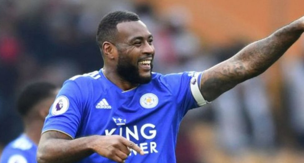 Wes Morgan   Leicester City   Velocidad: 29 puntos. (Foto: Agencias)