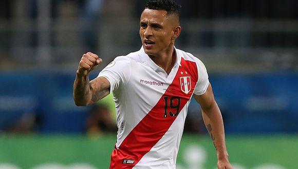 Perú vs. Brasil: Yoshimar Yotun y la explicación a su peculiar celebración por el gol a Chile Copa América (Foto: Getty Images)