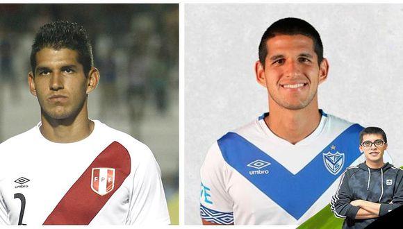 Luis Abram ha destacado en sus partidos con Vélez en la liga argentina. (Depor)