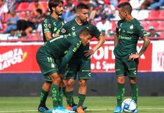 Liga MX | Cuatro jugadores más de Santos Laguna dieron positivo al COVID-19