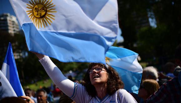 PASO 2021: Argentina celebra este domingo unas elecciones primarias que definirán los candidatos para las legislativas de noviembre. (RONALDO SCHEMIDT / FRENTE DE TODOS PARTY / AFP).