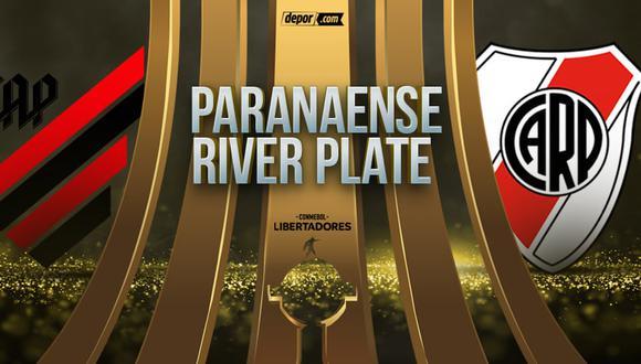 ÚLTIMO MINUTO, River vs. Paranaense EN VIVO EN DIRECTO ONLINE TV por INTERNET: ver TRANSMISIÓN LIVE AHORA vía ESPN 2 y Facebook Watch por ida de octavos de final de Copa Libertadores