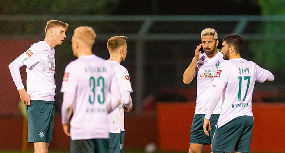 Werder Bremen marcha en el penúltimo lugar de la tabla de posiciones de la Bundesliga. (Getty)