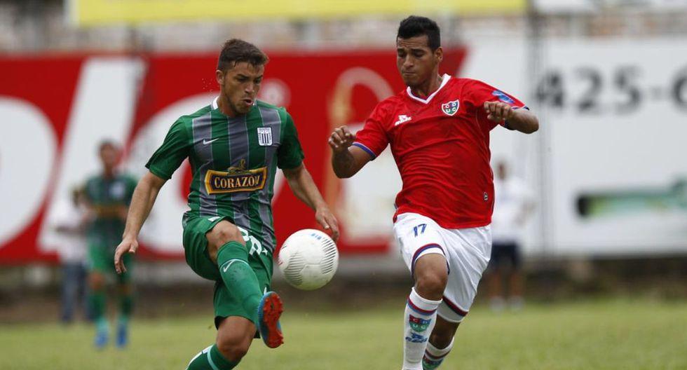 Foto de la última vez que Alianza Lima cayó ante Unión Comercio. (GEC)