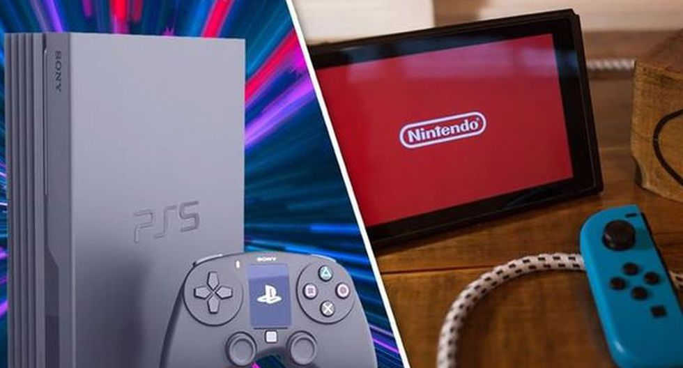 PS5: Nintendo no ve como competencia a la nueva PlayStation 5.