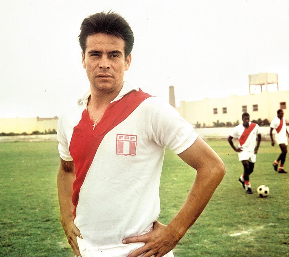 """Oswaldo """"Cachito"""" Ramírez: 27 goles en Copa Libertadores. (Foto: GEC Archivo Histórico)"""