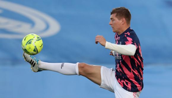 Toni Kroos, tras contagiarse de coronavirus, espera volver mejor para jugar la Eurocopa. (Foto: Reuters)