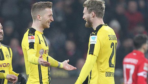Borussia Dortmund oficializó salida de campeón mundial. (Foto: Agencias)