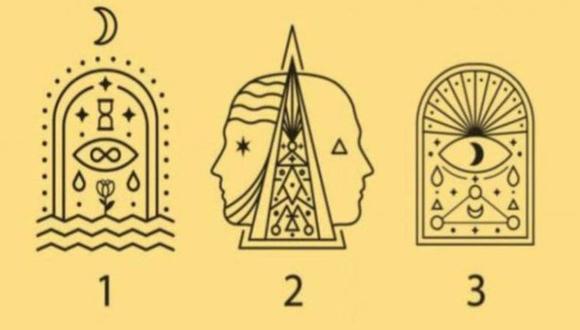 Test Viral que con solo elegir una de las figuras conocerás cuál es tu punto débil. (CienRadios)