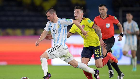 TODOS LOS GOLES Argentina 2-2 Colombia: crónica goles del partido por la  fecha 8 de las Eliminatorias | FUTBOL-INTERNACIONAL | DEPOR