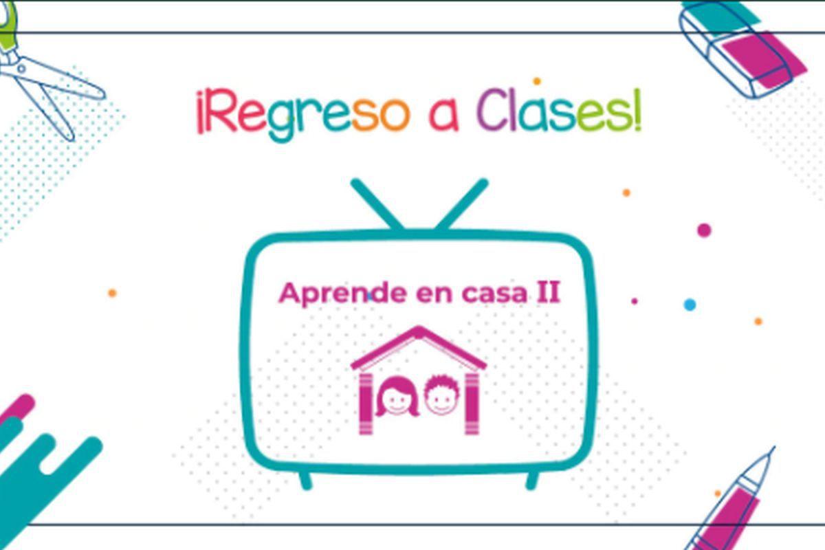 La Secretaría de Educación Pública (SEP) puso a disposición de los estudiantes los contenido del programa Aprende en Casa II (Foto: Gobierno de México)