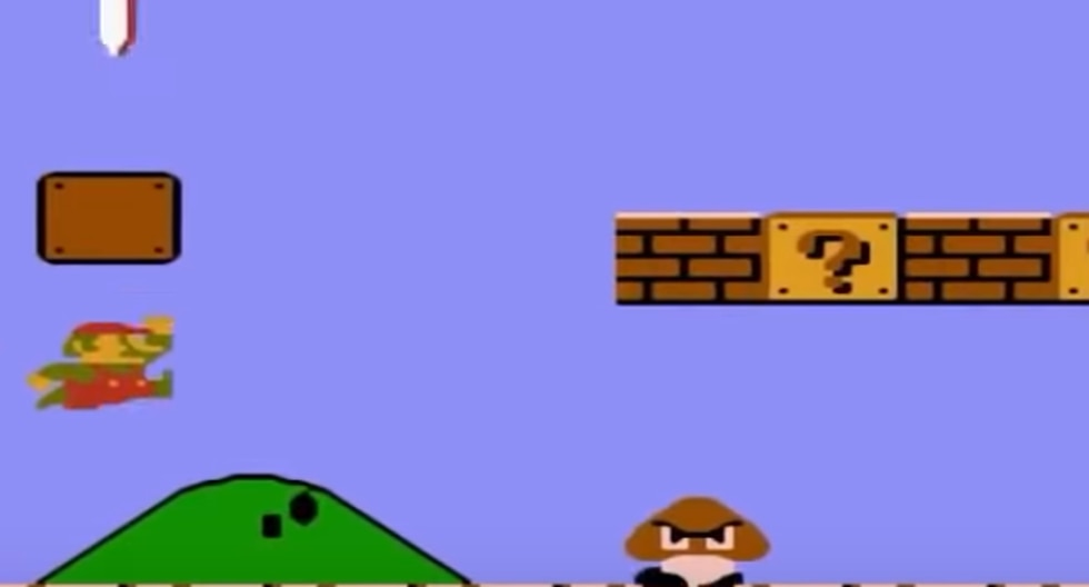 Super Mario Bros. fue creado en 1985 por Nintendo.