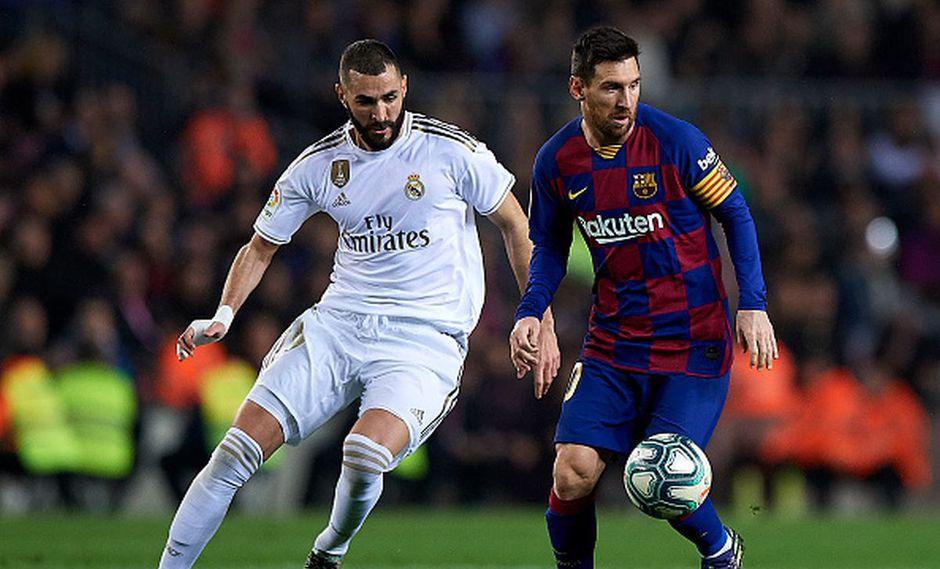 El último Clásico entre Real Madrid y Barcelona quedó empatado sin goles. (Foto: Getty Images)
