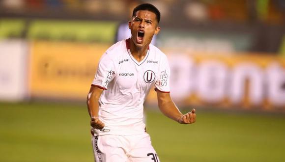 Osorio debutó profesionalmente en 2018 con camiseta de Universitario. (Foto: GEC)