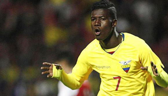 Washington Corozo es el nuevo jugador de Sporting Cristal. (Internet)