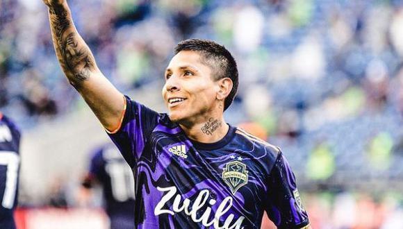 Raúl Ruidíaz volvió a marcar después de tres fechas. (Foto: Seattle Sounders FC)