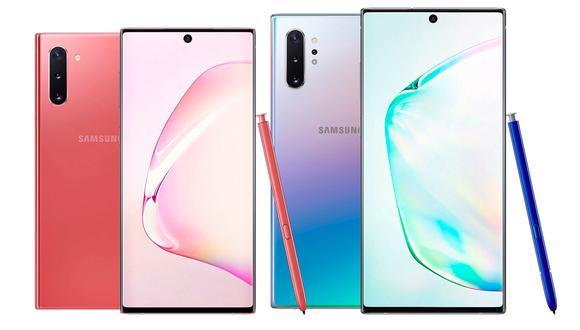 Samsung Galaxy Note 10 Plus: unboxing, características y especificaciones del flagship de la marca surcoreana. (Foto: Samsung)
