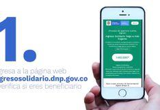 Ingreso Solidario, vía DNP: ¿desde cuándo se cobrará el tercer giro que anunció el Gobierno colombiano?