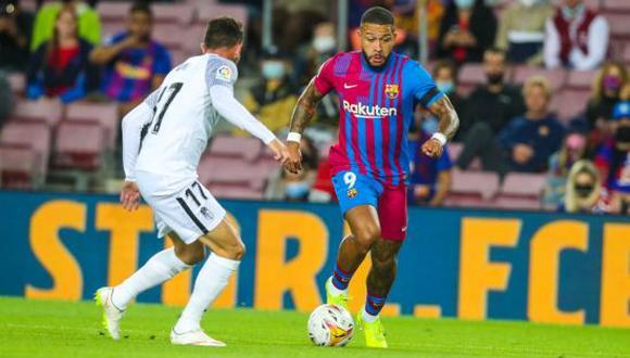 Barcelona igualó 1-1 con Barcelona en el duelo por la fecha 5 de LaLiga Santander 2021. (Foto: FC Barcelona)