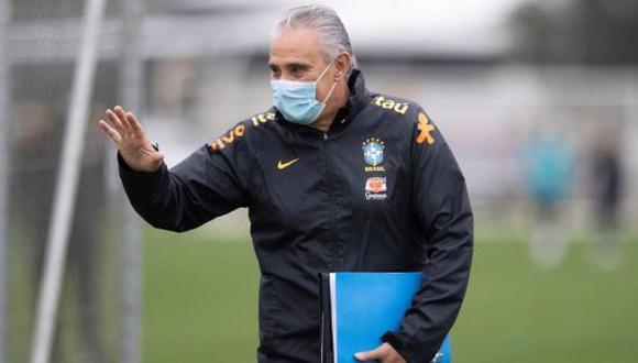 Tite y la Selección de Brasil fueron campeones de la Copa América Brasil 2019. (Foto: Getty Images)