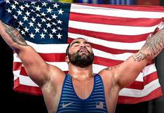 Una nueva estrella en el ring: WWE contrató a medallista de oro olímpico en lucha libre