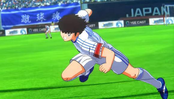 """""""Captain Tsubasa: Rise Of New Champions"""" estrena tráiler extendido de su modo historia. (Foto: Bandai Namco)"""