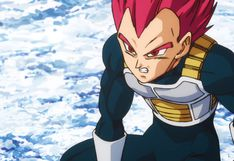 Dragon Ball Super: Vegeta ha superado a Goku Ultra Instinto