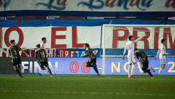 Peñarol definirá la serie como local con la venta de 1 a 0 en el marcador. (Foto: Conmebol)
