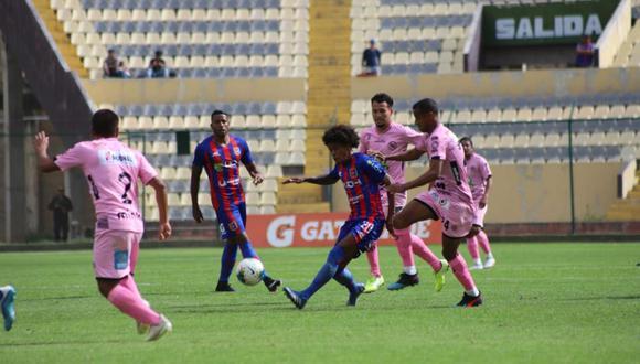 Alianza Universidad vs. Sport Boys por la fecha 15 del Torneo Clausura. (Liga 1)