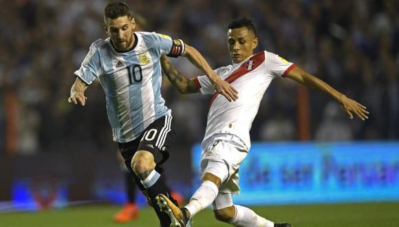 Los jugadores de la presente convocatoria que estuvieron en el duelo contra Argentina en la Bombonera. (Foto: AFP)