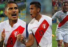 Con mucho orgullo: clubes felicitación a sus convocados por la Selección Peruana