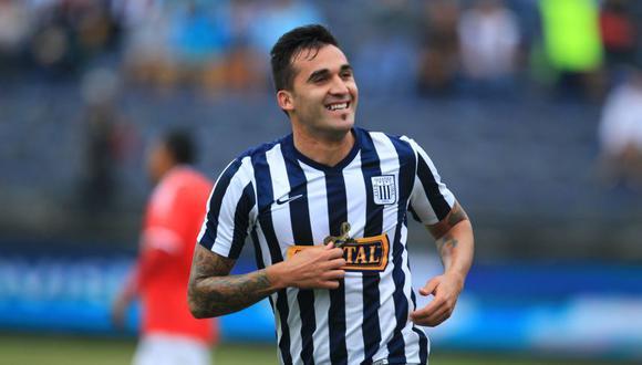Pablo Míguez jugará en Alianza Lima esta temporada. (Foto: GEC)