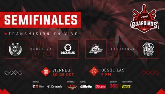 League of Legends: Claro Guardians Cup define las llaves de semifinales. (Foto: LVP)