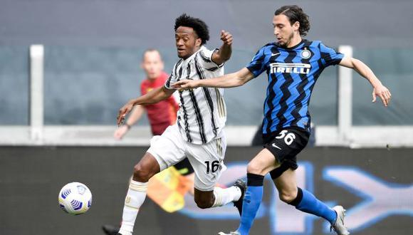 Juventus venció 3-2 al Inter y sueñan con la próxima Champions League. (Juventus)